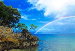Awesome rainbow