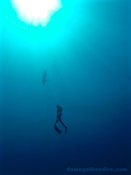 Dumagat Freedive - Training
