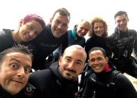 The 2018 Omniblue-Dumagat freediving training camp team.